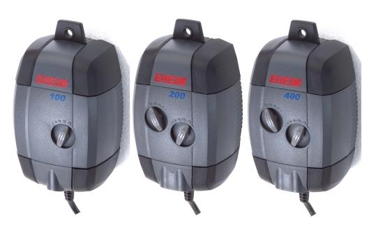 компрессоры eheim 100, 200, 400