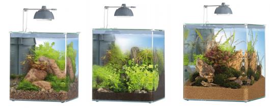 Небольшие аквариумы на 16, 24 и 35 литров от немецкой Eheim
