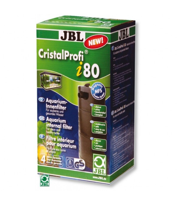 JBL CristalProfi i80 - внутренний фильтр для аквариума