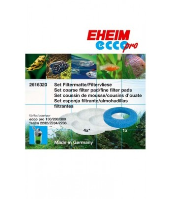 Комплект губок для Eheim EccoPro 130/200/300