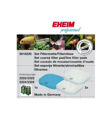 Комплект фильтрующих губок Eheim Professionel