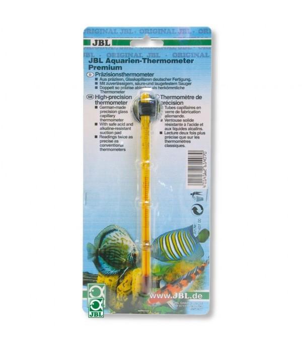 Термометр JBL тонкий желтый