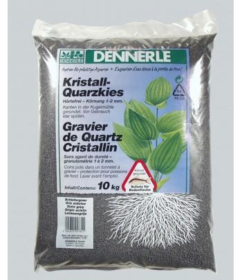 Dennerle Crystal quartz - серо-сланцевый кварц