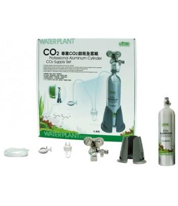 Набор CO2 c алюминиевым баллоном