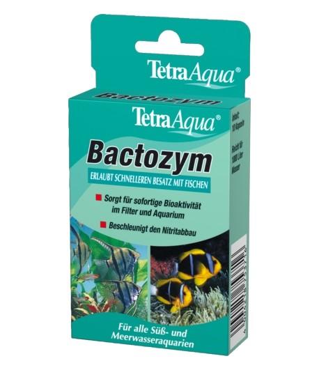 Tetra Bactozym - стартовые бактерии