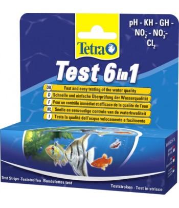 Тест 6 в 1 Tetra
