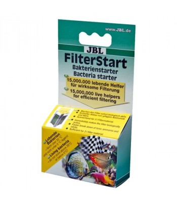 JBL Filterstart стартовые бактерии