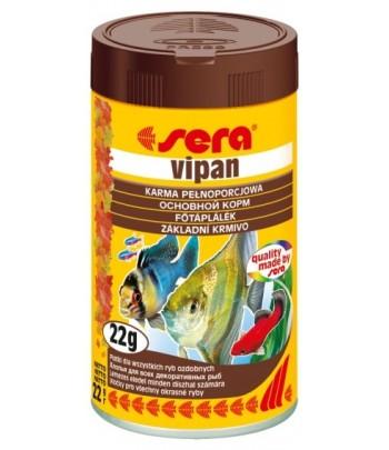 Sera Vipan - основной рацион