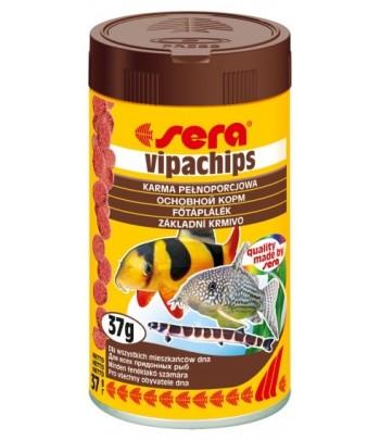 Sera Vipachips - основной рацион