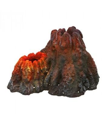 Aquael Resin Volcano вулкан для системы Aquael Airlights LED
