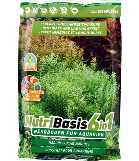 Dennerle NutriBasis 6 в 1 грунтовая подкормка