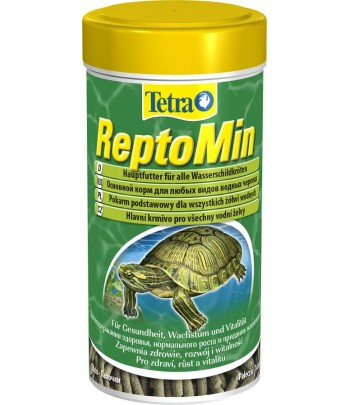 Tetra ReptoMin корм для черепах