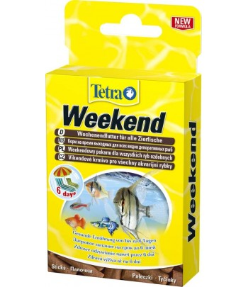 Tetra Weekend корм выходного дня