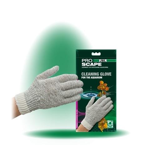 JBL ProScape перчатка-губка для чистки аквариума