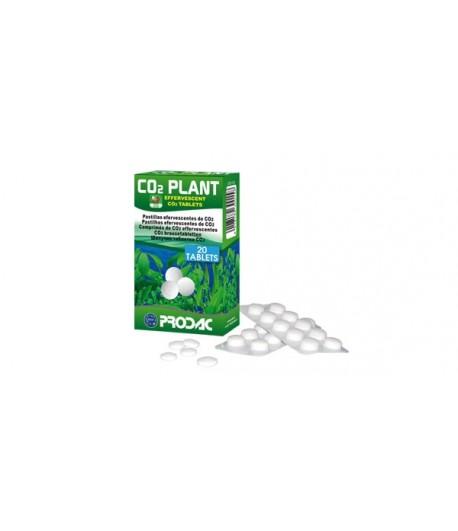 Prodac CO2 Plant шипучие таблетки с углекислым газом