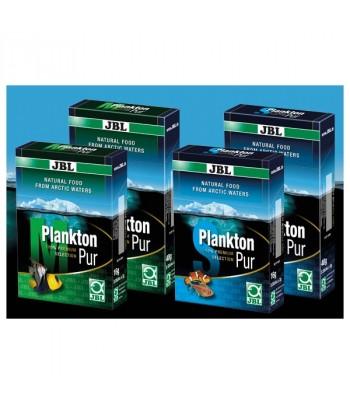 JBL Plankton Pur S натуральный корм из арктического планктона
