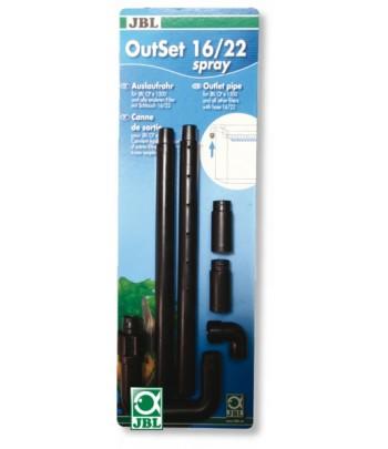 JBL OutSet Spray выходная флейта