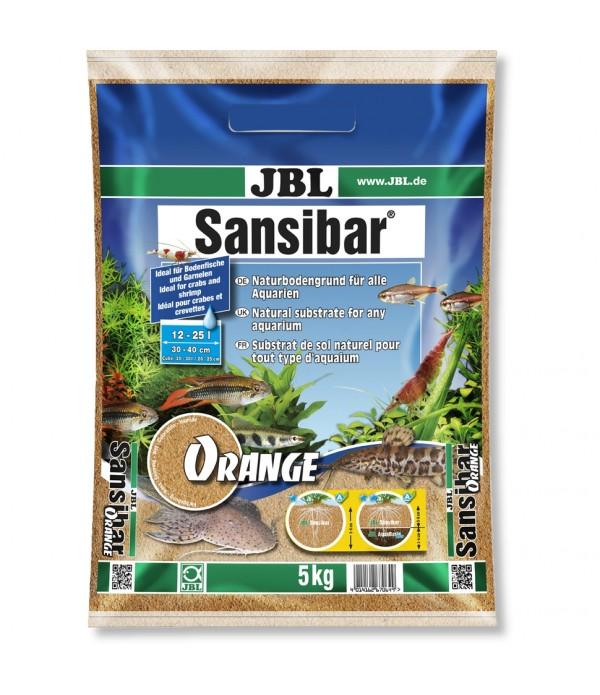 JBL Sansibar ORANGE красный грунт