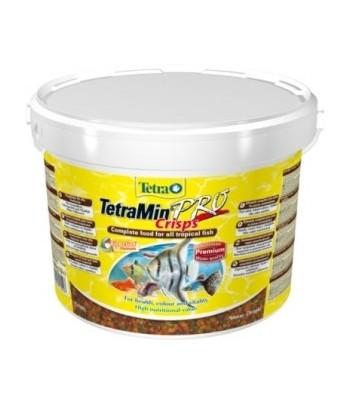 Корм TetraMin PRO Crisps 10 литров