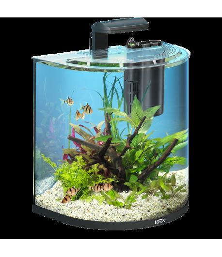 Tetra AquaArt Explorer Line 60 полукруглый аквариум