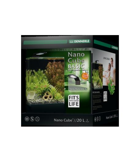 Dennerle Nano Cube Basic 20 нано-аквариум