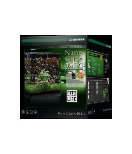Dennerle Nano Cube Basic 30 нано-аквариум