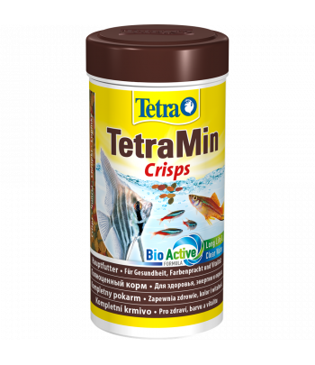 Корм Tetra Min Crisps