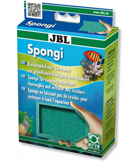 Губка для стекла JBL Spongi