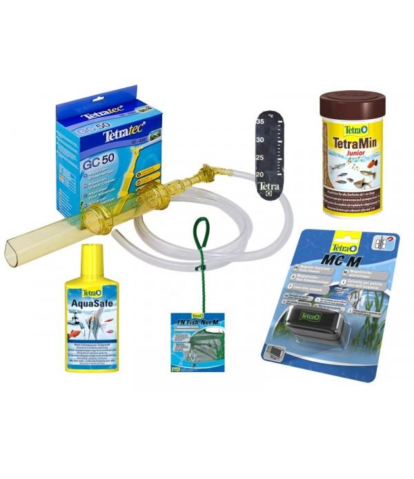 Комплект инструментов Tetra к новому аквариуму