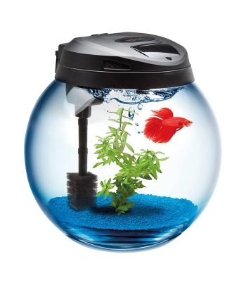 Круглый аквариум Aquael Sphere 45 для золотой рыбки