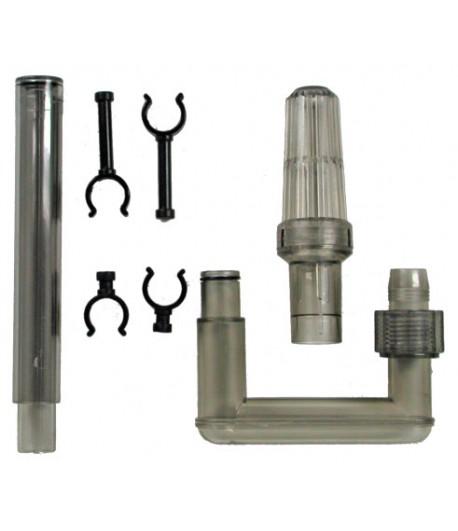 Трубки входа Tetra 12/16 мм для EX400, EX600, EX700, EX800