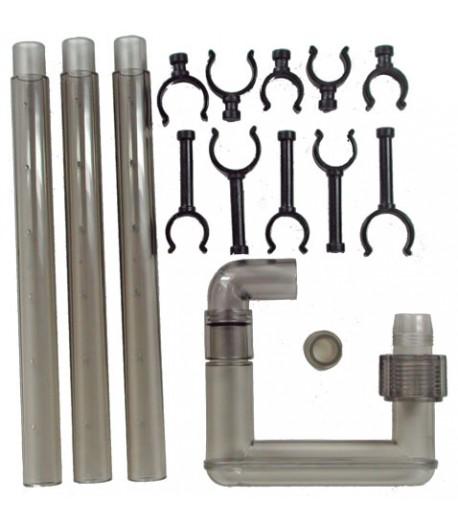 Трубки выхода Tetra 12/16 мм для EX400, EX600, EX700, EX800