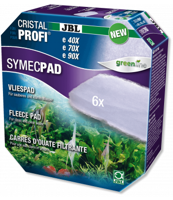 Синтепоновые губки JBL SymecPad II для внешних фильтров CristalProfi e