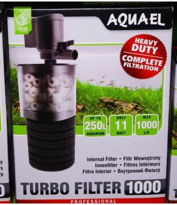 AQUAEL Turbofilter 1000 - внутренний фильтр для аквариума
