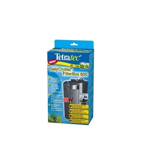 Tetra EasyCrystal 600 Filter Box - внутренний фильтр для аквариума