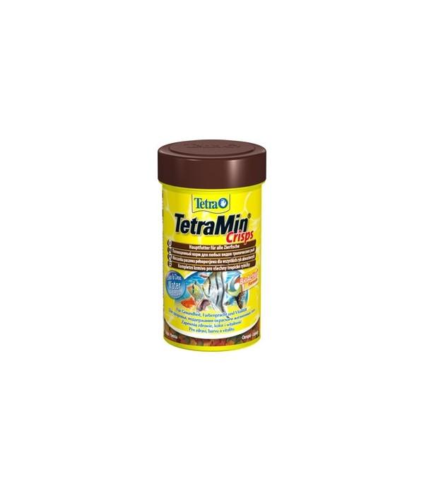 TetraMin Crisps - чипсы для тропических рыб