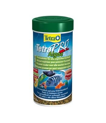 Tetra Pro Algae(Vegetable) - корм с содержанием спирулины