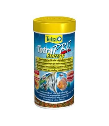 Tetra Pro Energy - премиум корм для тропических рыбок