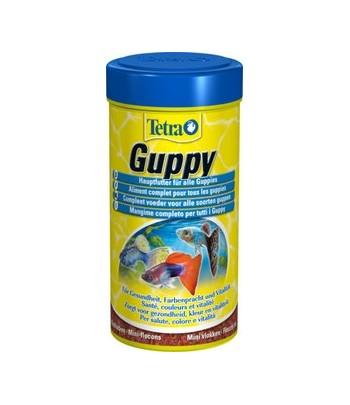 Tetra Guppy - основной корм для всех видов Гуппи