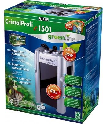 JBL CristalProfi e1501 Greenline - внешний фильтр