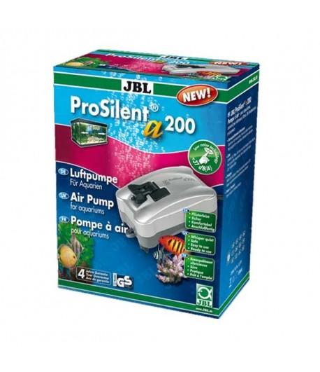 JBL ProSilent A200 - бесшумный компрессор для аквариума