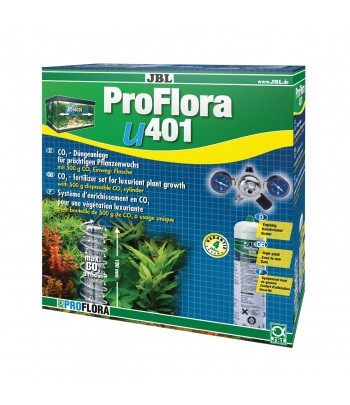 JBL ProFlora u401 - система подачи CO2