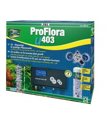 JBL ProFlora u403 - система подачи CO2 c pH-контроллером