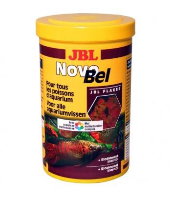 JBL Novobel - основной корм для всех видов рыб