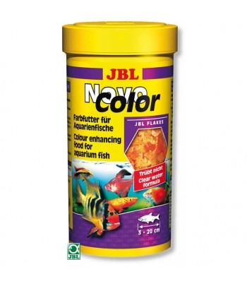 JBL Novocolor - основной корм для усиления окраса