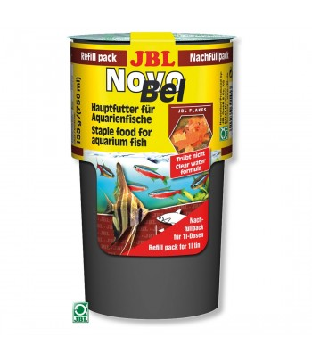 JBL Novobel Refill Pack - основной корм для всех видов рыб в специальной упаковке