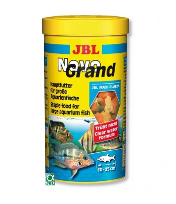 JBL NovoGrand - основной корм в виде крупных хлопьев