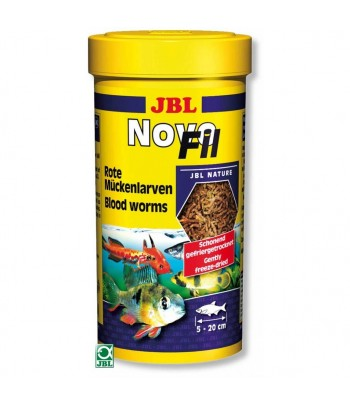 JBL NovoFil - сушеный мотыль