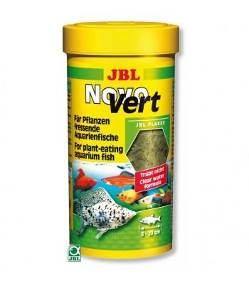 JBL NovoVert - хлопья с планктоном и спирулиной