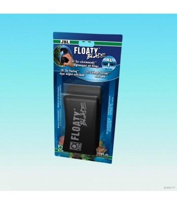 JBL Floaty XL Blade - Плавающий магнитный скребок с лезвием для чистки толстых стекол от водорослей